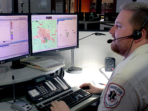 Online Professional Training for Public Safety